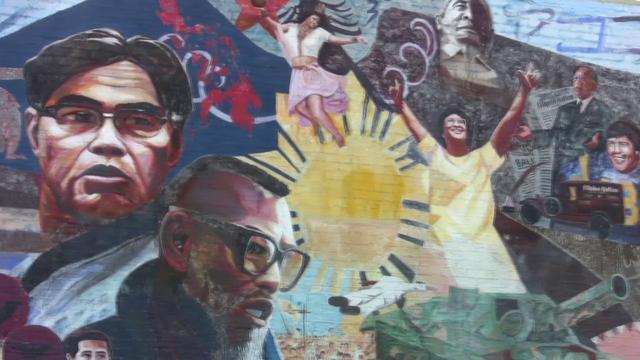 Hidden Hi Fi: Gintong Kasaysayan, Gintong Pamana Mural