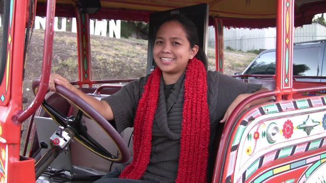 Hidden Hi Fi: PWC Jeepney