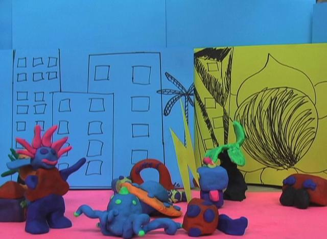 Pilgrim Claymation