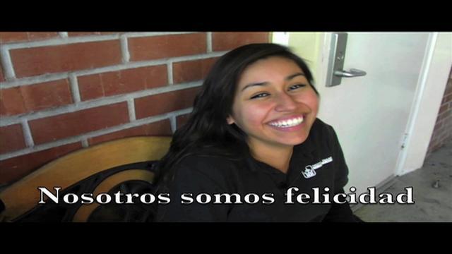 Happiness/Felicidad
