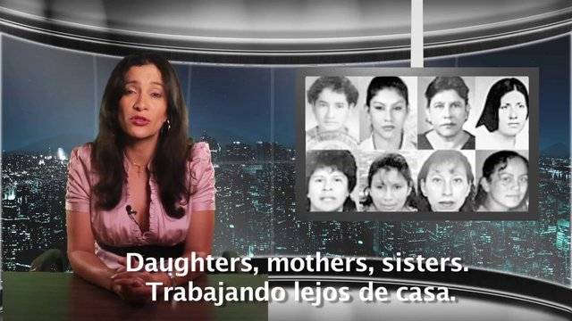 THE FEMALE REPORT/ EL REPORTE FEMENIL by Carolyn Castaño